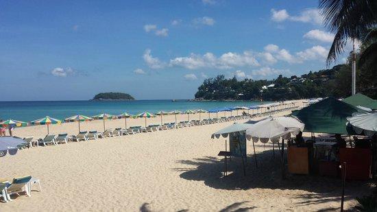 Katathani Phuket Beach Resort : Kata Noi beach