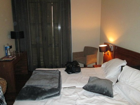 Hotel Advance : номер