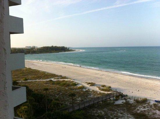 Resort at Longboat Key Club : view from balcony