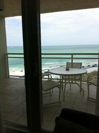 Resort at Longboat Key Club: view inside the room