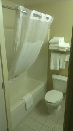 Country Inn & Suites by Radisson, Rochester South, MN : Bathroom