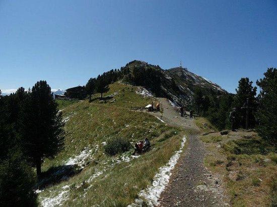 Tulfes, Austria: Zierbenweg