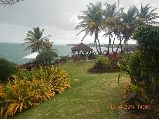 Hosanna Toco Resort: The grounds