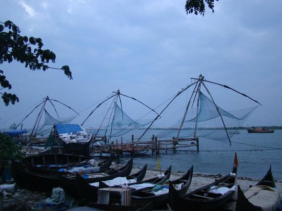 Riverside Heritage Homestay: Fort Cochin Sea View