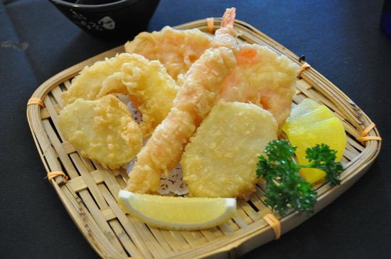 Yamafuji Japanese Restaurant: Assorted Tempura Appetizer