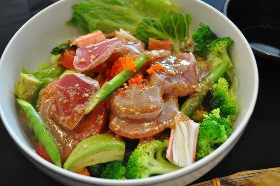 Yamafuji Japanese Restaurant : Yama Salad