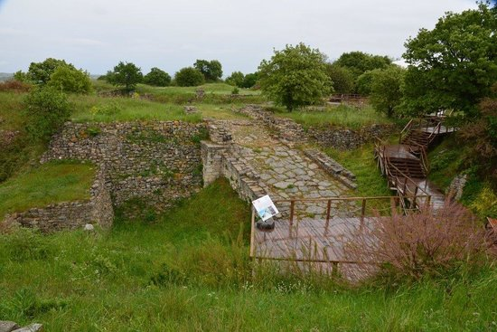 Troy (Truva) : Ruins of Troy