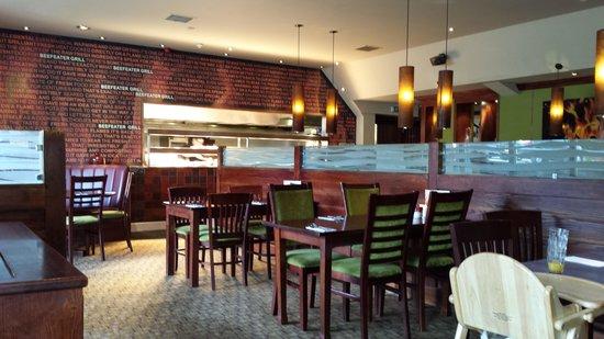 Premier Inn Sandhurst Hotel: Breakfast