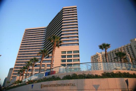 InterContinental David Tel Aviv: Вид отеля
