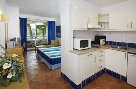 Alpinus Hotel: Studio Apartment