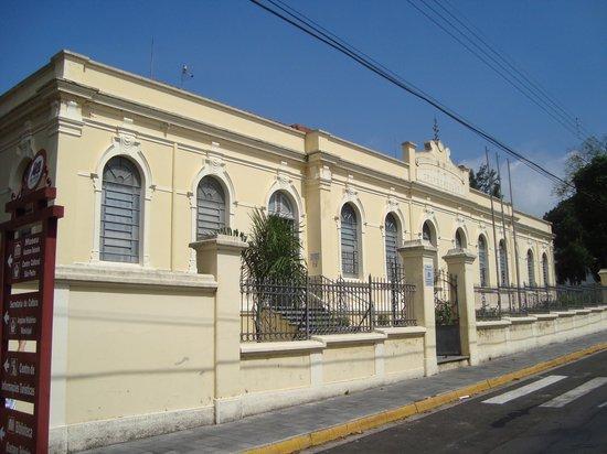 Sao Pedro: Museu Gustavo Teixeira