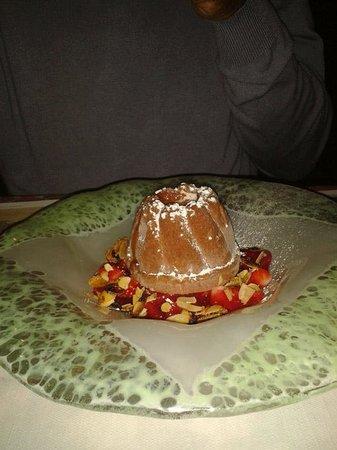 Le Moreote : Le dessert