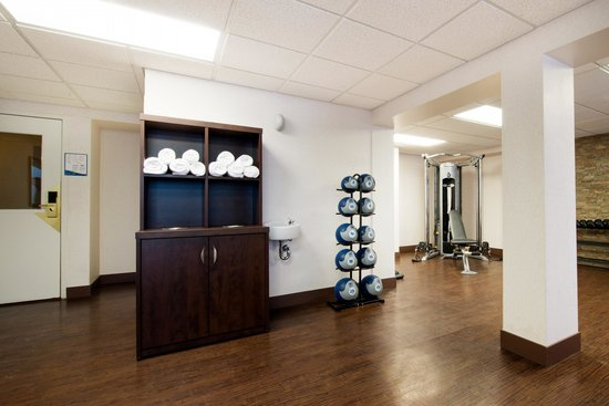 Victoria Inn: Remodeled Fitness Room