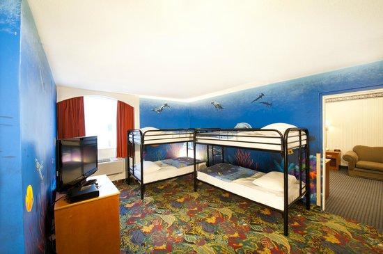 Victoria Inn Kids Theme Suite
