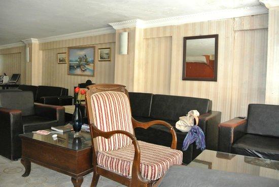 Hotel Pamphylia : Зона отдыха