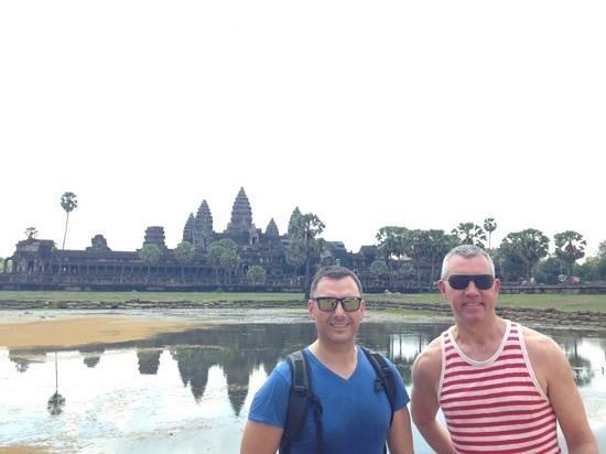 The Privilege Floor by BOREI ANGKOR: Angkor Wat