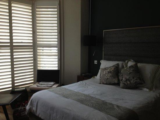 Barclay House London B&B: King room