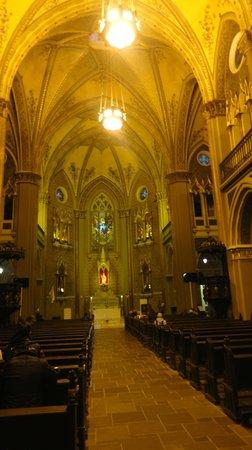 Metropolitan Cathedral : Interior da Catedral