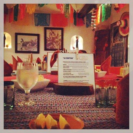Belmond Maroma Resort & Spa: Cantina Dinner