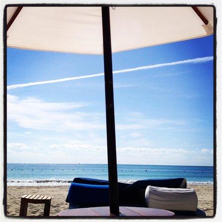 Belmond Maroma Resort & Spa: Amazing beach beds