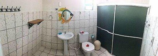 Pousada Lun Mar: Banheiro