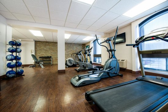 Victoria Inn: Fitness Room