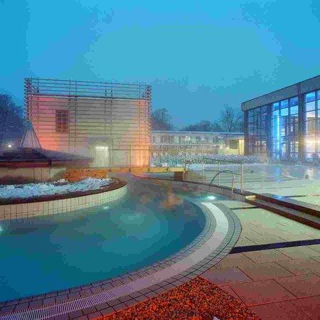 relexa hotel Bad Steben: Therme Bad Steben