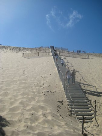 la dune du pilat photo de camping les embruns l ge cap ferret tripadvisor. Black Bedroom Furniture Sets. Home Design Ideas