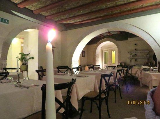 Algila Ortigia Charme Hotel : Dining area