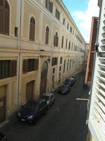 Maison Trevi: Vista dalla nostra camera