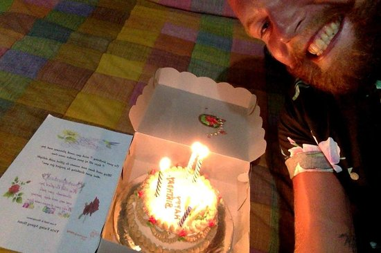 Tirta Ening Agung: Birthday !!