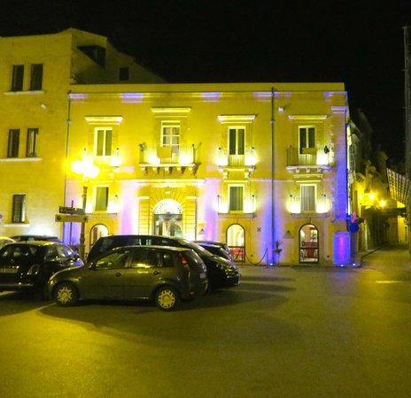 Algila Ortigia Charme Hotel: Hotel frontage