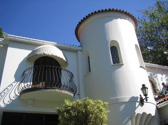 Casa Beleza: Top of the turret