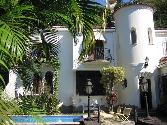 Casa Beleza: Front of the house