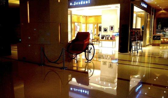 Sheraton Zhongshan Hotel: Entrada do Hotel