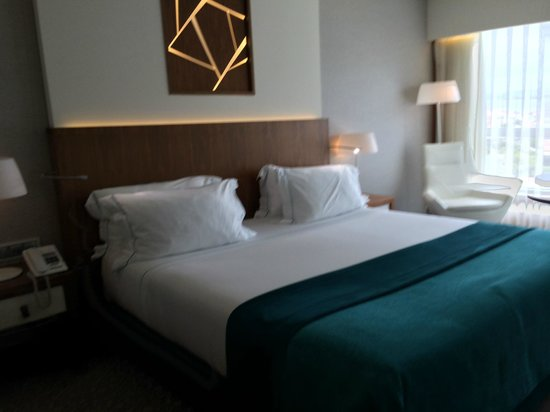 EPIC SANA Lisboa Hotel: Bett