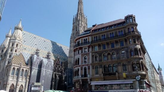 Cathédrale Saint-Étienne (Stephansdom) : Photo of St. Stephen's Cathedral (Stephansdom) taken with TripAdvisor City Guides