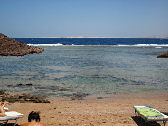 Tamra Beach: mare