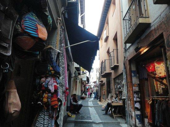 Albayzin: Bem-vindo ao bairro árabe