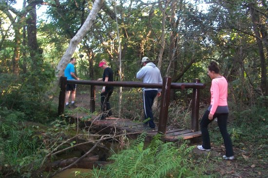 Kruger Park Lodge: Walking trail.