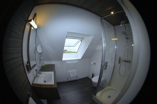 Les Mouettes: 3 nouvelle salle de bain 2014
