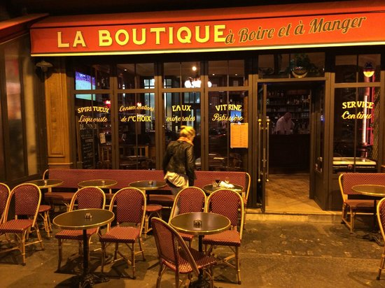 La boutique paris picpus restaurant reviews phone number photos tripadvisor - Boutique cuisine paris ...