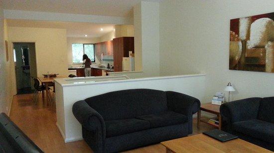 Margarets Forest: Living area 2nd floor
