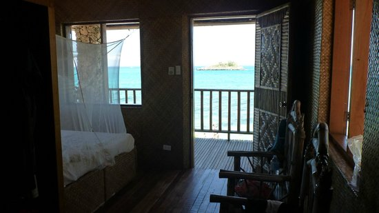 Tepanee Beach Resort: Room with a view