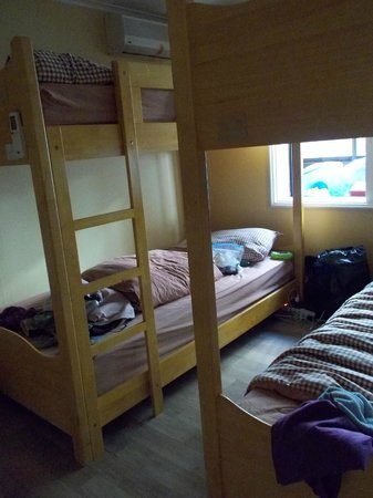 Namu Guesthouse: 6-bed dormitory