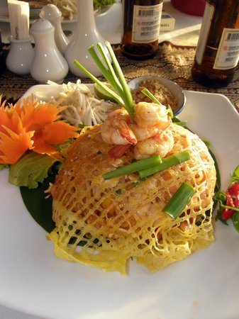 Best Western Premier Bangtao Beach Resort & Spa: Pad Thai