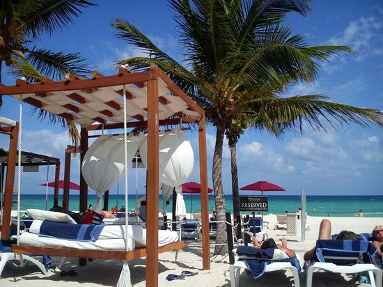 Azul Beach Resort The Fives Playa Del Carmen: * My Amazing 30th Birthday,during Spring Break!! *
