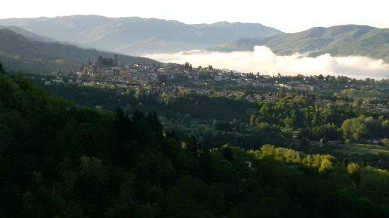 Renaissance Tuscany Il Ciocco Resort & Spa: Медитативно
