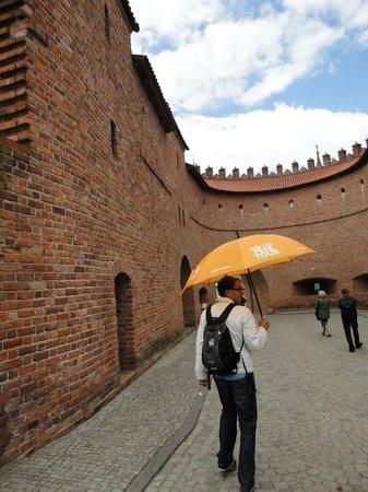 Orange Umbrella Free Tour: Following the Orange Umbrella