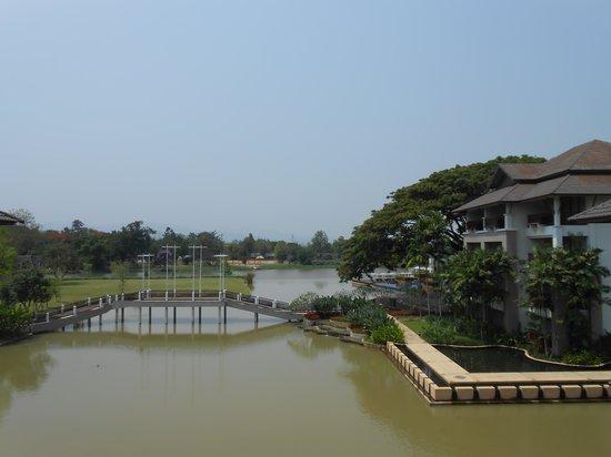 Le Meridien Chiang Rai Resort : 敷地内